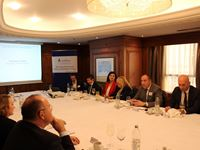 "AmCham Patron Breakfast ""Perspectives and Challenges of Health Care System Reforms on Both Sides of the Atlantic"""
