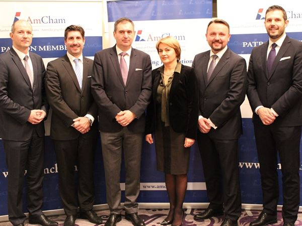 AmCham Elected New Board Members