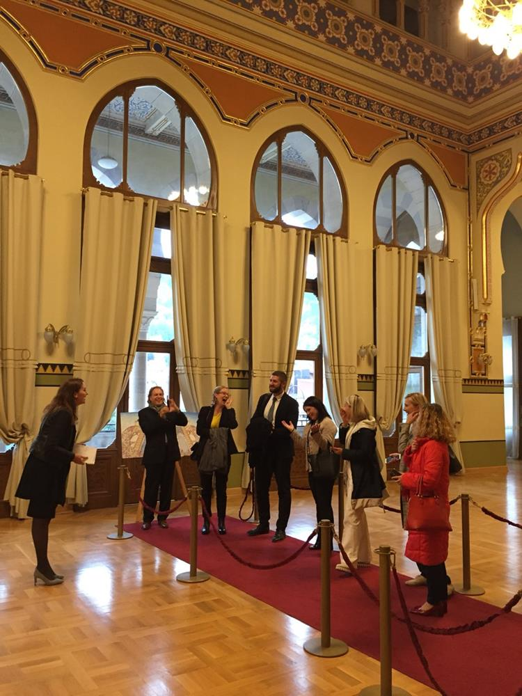 Amcham croatia participated in a regional amcham gathering for American chambre of commerce