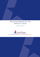 Recommendations for Tax Reform in 2019