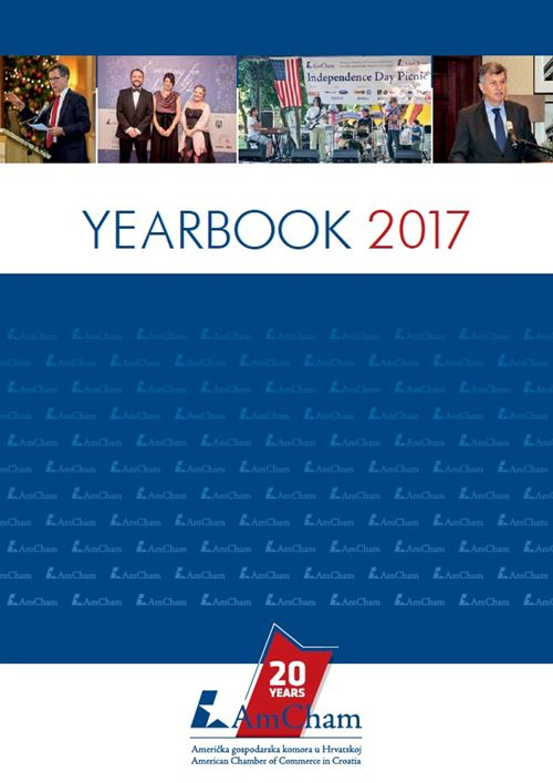AmCham Croatia Yearbook 2017
