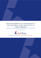Recommendations for Amendments to the Calculation of the Special Tax on Motor Vehicles