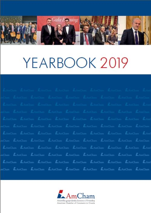AmCham Croatia Yearbook 2019