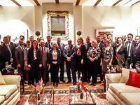 AmCham Patron Reception with the U.S. Ambassador, H.E. W. R. Kohorst