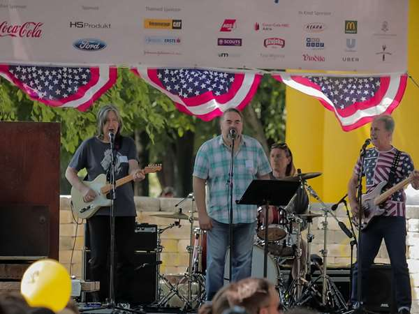 AmCham's Independence Day Picnic