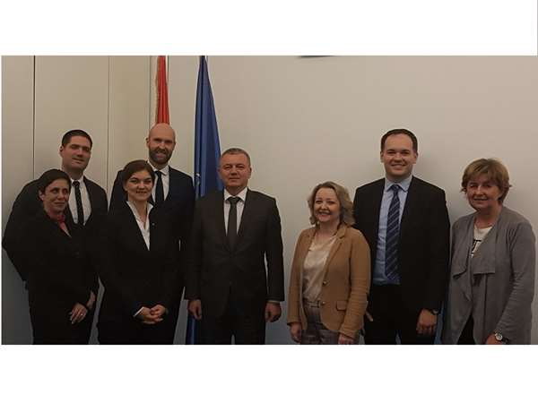 Meeting of representatives of bilateral chambers with the Minister of Economy