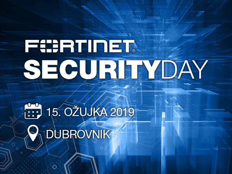 Fortinet Security day