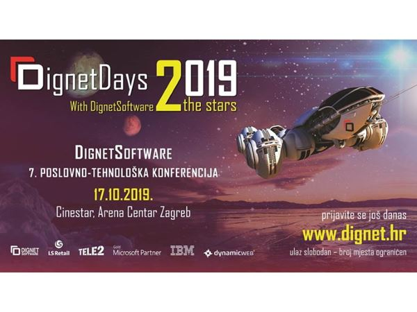 DignetSoftware - Dignet Days 2019 Conference